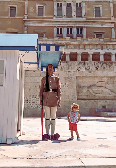 Toddler Friendly 2 Week Greek Itinerary From Yow With Love